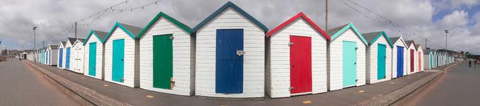 Torquay Beach Huts